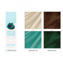 April Skin Turn-Up Color Treatment 60 ML - Green Blue