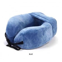 Discovery Adventures Travel Pillow 2 IN 1 – Blue