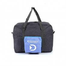 Discovery Adventures Foldable Storage Carry Bag – Grey