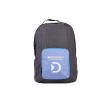 Discovery Adventures Foldable Storage Backpack– Grey