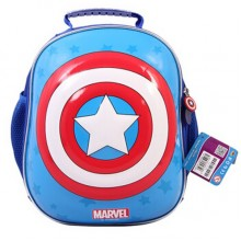 Captain America Helmet and Protection Set Shoulder Bag