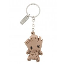 Marvel 3D Keychain - Groot
