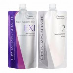 Shiseido Professional Crystallizing Straight EX1 + 2 Hair Straightening Cream
